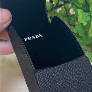 Prada Hard Shell Sunglasses Case